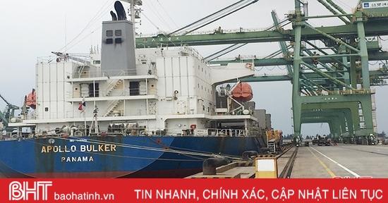 3 ngày đầu năm, tổng kim ngạch xuất nhập khẩu của Hà Tĩnh đạt hơn 22,5 triệu USD