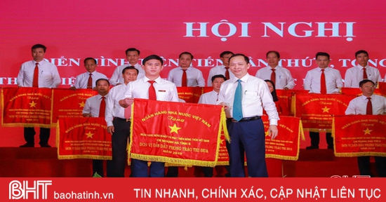 Agribank Hà Tĩnh II khẳng định vị thế, chinh phục tương lai