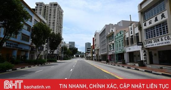Ảnh hưởng Covid-19, Singapore chứng kiến dân số giảm lần đầu tiên sau 17 năm