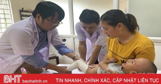 Bệnh viện PHCN Hà Tĩnh chính thức triển khai xưởng chỉnh hình