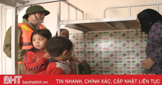 Bí thư Tỉnh ủy Hà Tĩnh trực tiếp kiểm tra, chỉ đạo ứng phó với mưa lũ