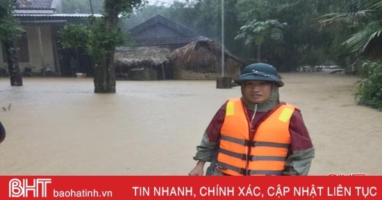 Cẩm Xuyên di dời hơn 2.000 hộ dân vùng hạ du hồ Kẻ Gỗ