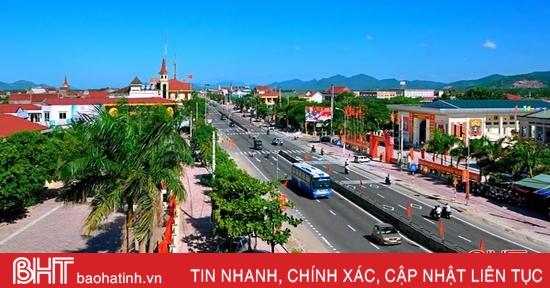 Cẩm Xuyên quyết tâm đạt huyện nông thôn mới trong năm 2021