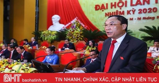 Cán bộ, Nhân dân Hà Tĩnh thể hiện tâm huyết, trách nhiệm cao với Đảng và sự nghiệp xây dựng đất nước