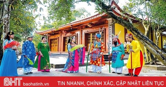 Cần nâng tầm việc bảo tồn và phát huy giá trị di sản văn hóa dòng họ Nguyễn - Tiên Điền