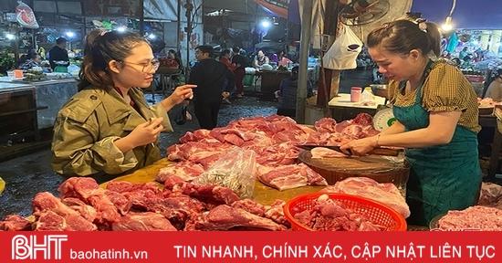 Chỉ số giá tiêu dùng tại Hà Tĩnh tháng 10 giảm 0,34%