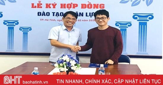 Chọn nghề sư phạm, nhiều bạn trẻ mong muốn cống hiến cho quê hương Hà Tĩnh