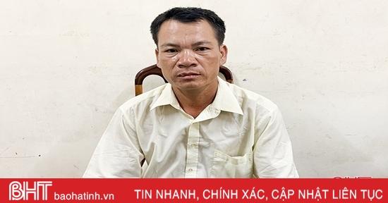 Công an Can Lộc khởi tố người chồng dùng xẻng đánh vợ đến vỡ thận