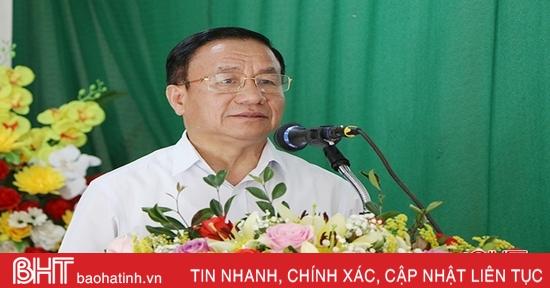 Cử tri Hà Tĩnh gửi tâm nguyện đến Quốc hội, Hội đồng nhân dân tỉnh