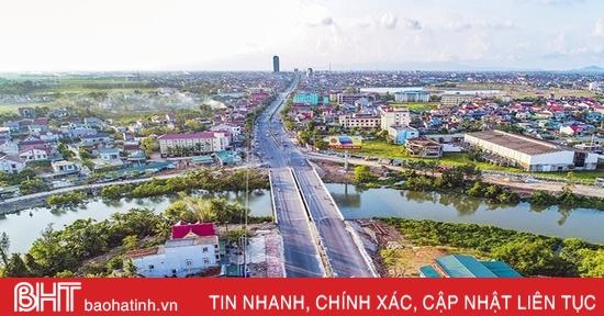 """Đại đô thị gần 3.700 tỷ phía Nam Cầu Phủ - """"định vị"""" nơi đáng sống giữa lòng TP Hà Tĩnh"""