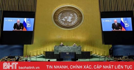 Đại hội đồng Liên Hợp Quốc tổ chức họp thế nào giữa đại dịch Covid-19?