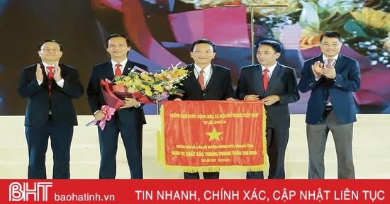 Dấu ấn học tập và làm theo gương Bác ở Hương Sơn
