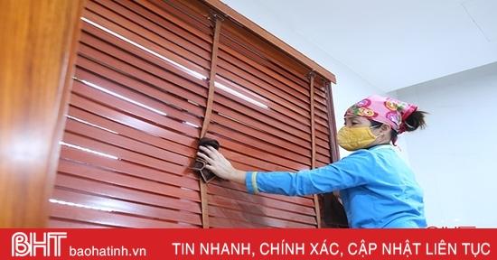 Dịch vụ dọn nhà ngày tết ở Hà Tĩnh: Tăng ca, thuê thêm người!