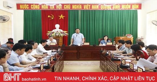 Điều chỉnh lịch tiếp công dân định kỳ tháng 10 của lãnh đạo Hà Tĩnh