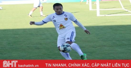 Điều chưa biết về hậu vệ người Hà Tĩnh trong màu áo CLB Quảng Nam