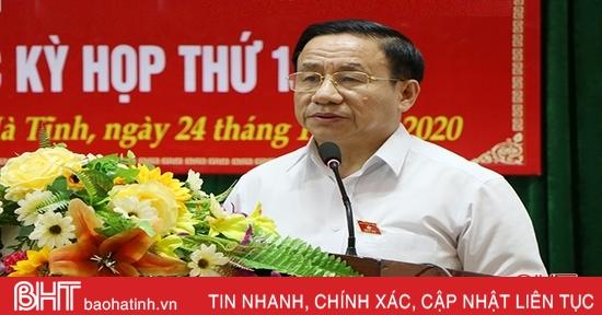 Đoàn ĐBQH, HĐND tỉnh Hà Tĩnh tiếp xúc cử tri các địa phương