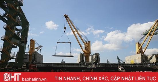 Doanh nghiệp ở các khu kinh tế, khu công nghiệp Hà Tĩnh giải quyết việc làm cho 18.631 lao động, nộp ngân sách hơn 4.650 tỷ đồng