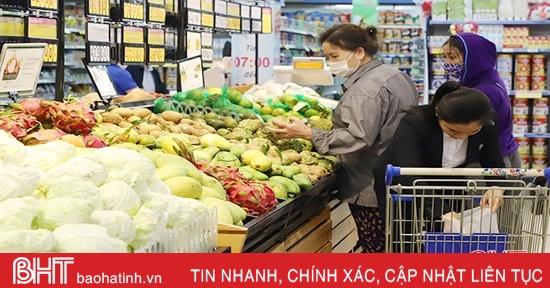 Doanh thu bán lẻ hàng hóa tại Hà Tĩnh giữ đà tăng trưởng dịp cuối năm