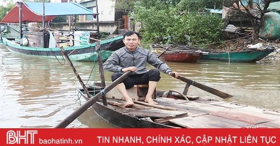 """Đội thuyền cứu hộ Thạch Long: """"Chúng tôi đã sẵn sàng nhận nhiệm vụ mới"""""""