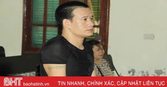 Đối tượng tấn công công an phường ở TX Hồng Lĩnh bị xử phạt 45 tháng tù giam