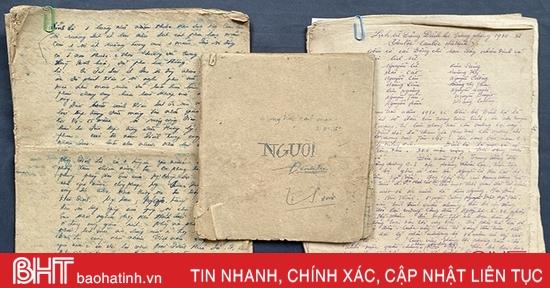 Dòng họ Mai ở xã Tân Lộc hiến tặng hiện vật gốc thời kỳ Xô Viết Nghệ - Tĩnh