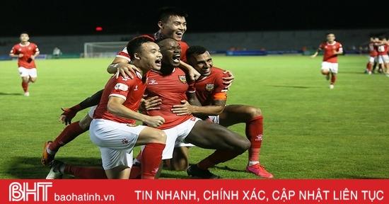 Giai đoạn 2 V.League 2020: Khi Hồng Lĩnh Hà Tĩnh rũ bỏ áp lực!