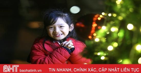 Giáng sinh ấm áp, an lành khắp các miền quê Hà Tĩnh