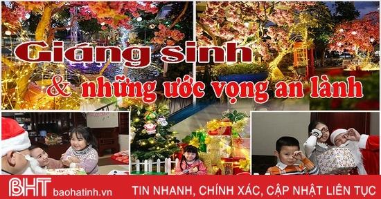 Giáng sinh và những ước vọng an lành