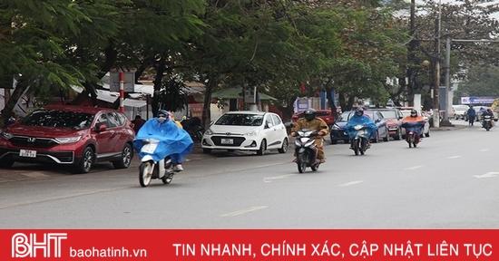 Gió mùa tràn về, từ 30/12, Hà Tĩnh sẽ mưa rét