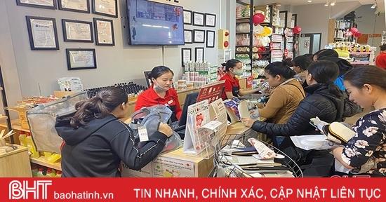 Hà Tĩnh hưởng ứng ngày ngày mua sắm trực tuyến Việt Nam - Online Friday