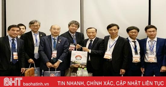 """Hà Tĩnh kết nối nhiều đối tác tại hội nghị """"Gặp gỡ Nhật Bản năm 2020"""""""