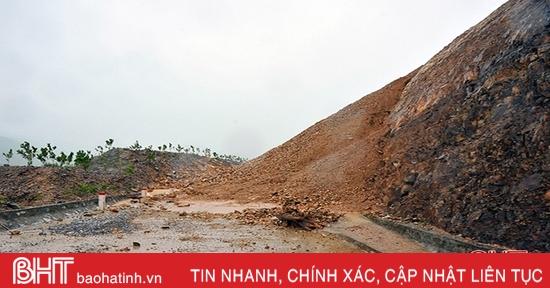 Hà Tĩnh mưa lớn, đề phòng lũ quét, sạt lở đất ở vùng núi và ngập úng tại vùng thấp trũng