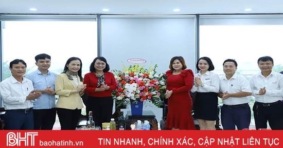 Hà Tĩnh: Nhiều hoạt động hướng về ngày Doanh nhân Việt Nam