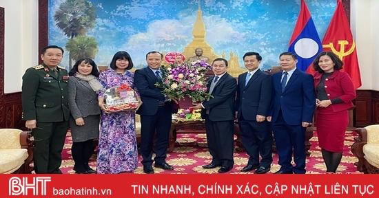 Hà Tĩnh tăng cường hợp tác với cơ quan đại diện ngoại giao nước ngoài, tổ chức quốc tế tại Việt Nam