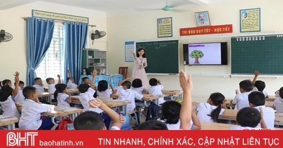 Hà Tĩnh tuyển dụng 1.167 giáo viên mầm non, tiểu học, THCS