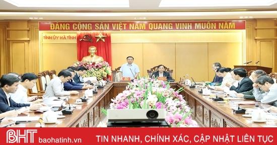 Hà Tĩnh: Vừa tập trung khôi phục sản xuất, vừa tiếp tục xây dựng nông thôn mới