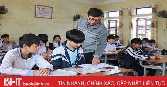 Hành trình xây dựng thương hiệu của ngôi trường ven biển Hà Tĩnh