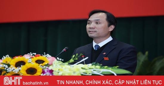 HĐND tỉnh Hà Tĩnh: Chất vấn, trả lời chất vấn những vấn đề đại biểu, cử tri quan tâm