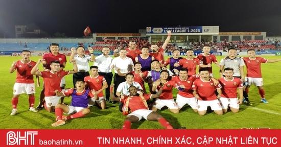 HLV Phạm Minh Đức: Cháy hết mình, cống hiến cho bóng đá Hà Tĩnh như là quê hương thứ 2