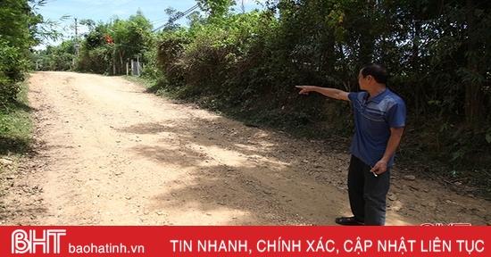 Hơn 76 tỷ đồng bảo trì, sửa chữa các tuyến đường ở Hà Tĩnh
