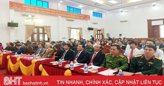 """Hương Sơn xây dựng 1.596 nhà """"Đại đoàn kết"""" cho người nghèo"""
