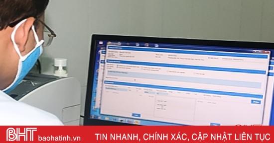 Kê đơn thuốc điện tử ở Hà Tĩnh, tiện đi liền với lợi
