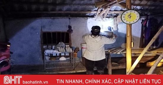 Khả năng xuất hiện nước dâng khu vực ven biển Hà Tĩnh