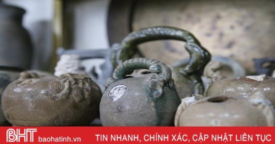 Khám phá những hiện vật quý hiếm ở bảo tàng tư nhân đầu tiên của Hà Tĩnh