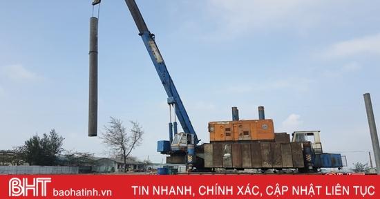 Khởi công xây dựng khách sạn 4 sao, trên 170 tỷ tại Khu du lịch Thiên Cầm