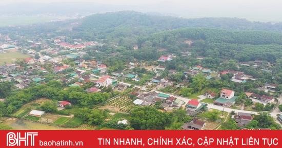 Không thuộc diện làm điểm, Sơn Lộc vẫn cán đích nông thôn mới nâng cao