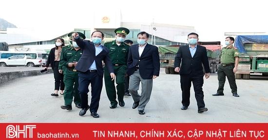 """Khu kinh tế cửa khẩu Cầu Treo Hà Tĩnh trước cơ hội đón """"gió mới"""""""