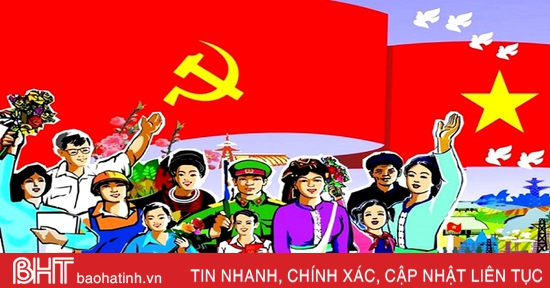 Kiên định bảo vệ chế độ chính trị, đưa nước ta trở thành nước phát triển, có thu nhập cao, theo định hướng XHCN