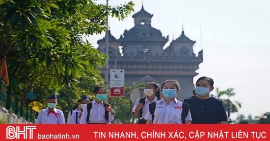Lào ghi nhận thêm 2 ca nhiễm mới Covid-19, thực hiện cách ly xã hội một huyện