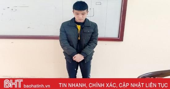 Liên tiếp làm rõ 2 vụ trộm điện thoại ở Lộc Hà